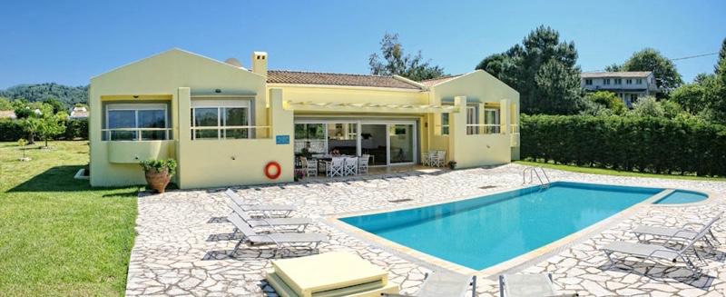 Villas in Corfu Greece 14