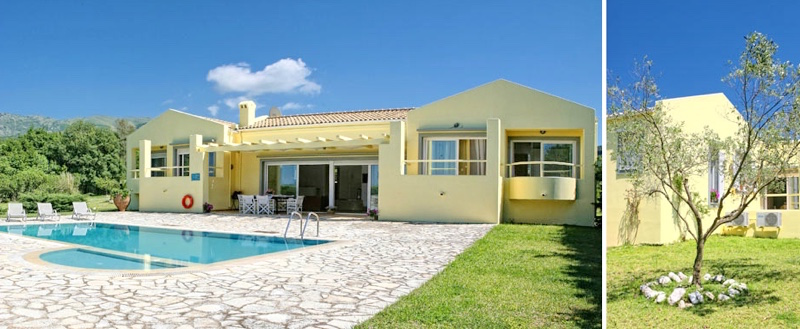Villas in Corfu Greece 15