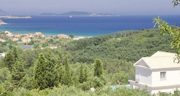 villa for sale at corfu greece 01