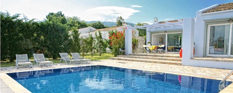 villas Corfu Greece Kassiopi 15