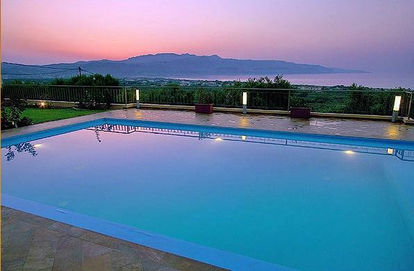 villas for sale crete greece chania 14