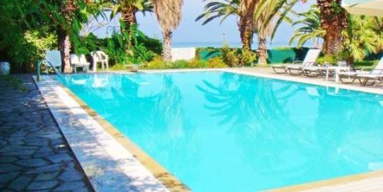 Luxury Seafront Villa Pefkohori Halkidiki
