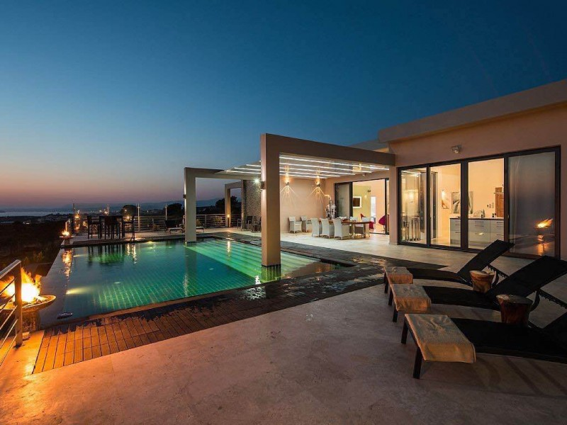 Luxury Villa for sale Chania Crete
