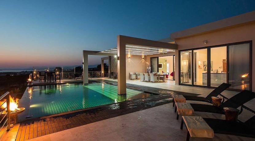 Luxury Villa Crete Greece 11