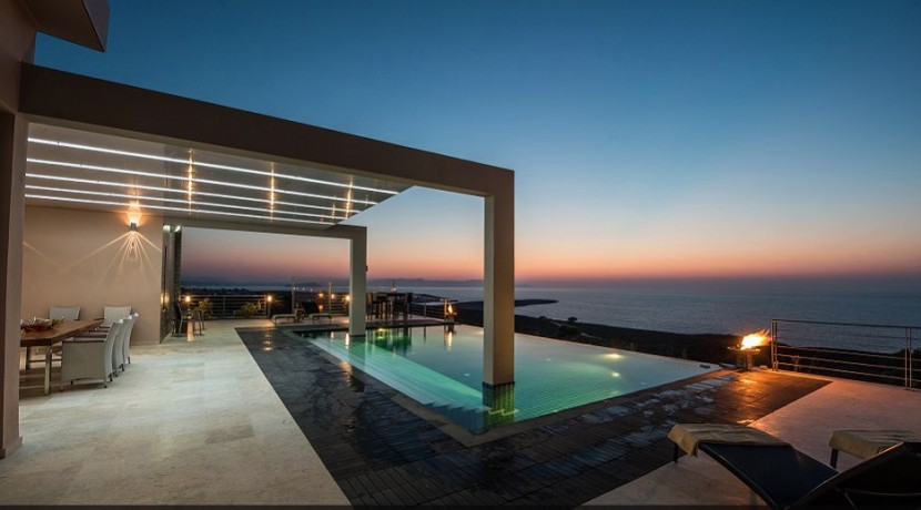 Luxury Villa Crete Greece 21