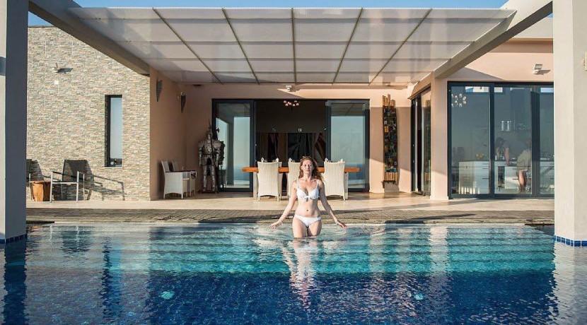 Luxury Villa Crete Greece 8