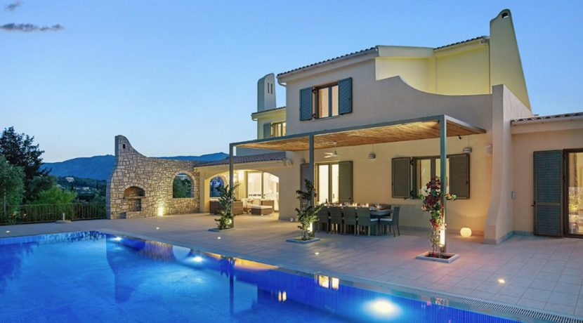 Big Villa at Gouvia Corfu 3