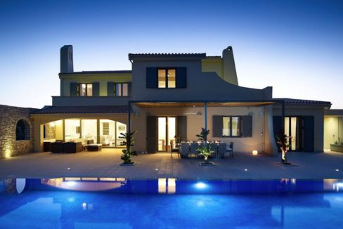 Big Villa at Gouvia Corfu 33