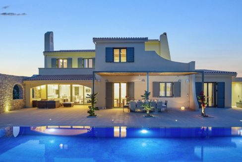 Big Villa at Gouvia Corfu 4