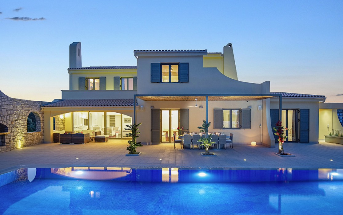 NEW VIP villa for Sale in Corfu