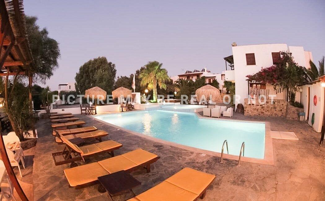 Hotel For Sale Naxos Island Greece