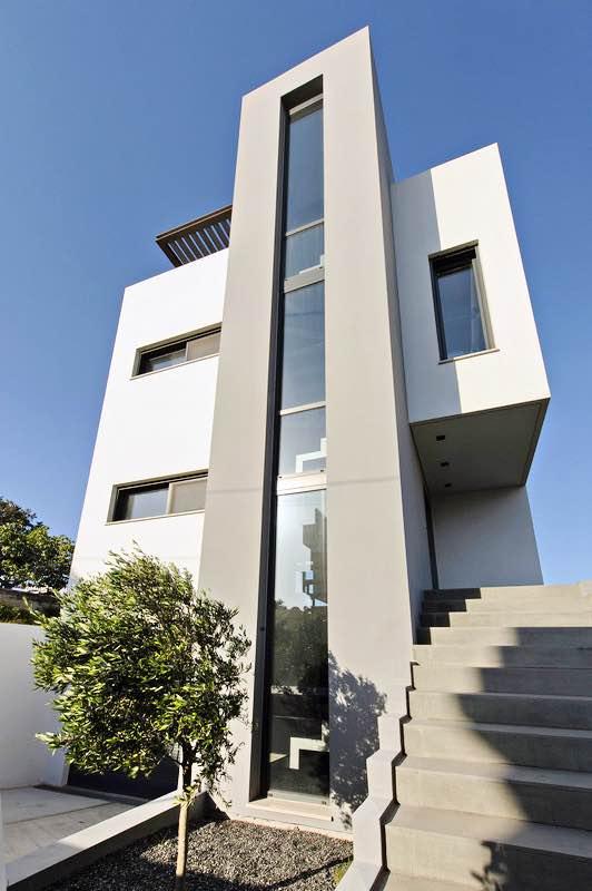 Luxury Minimal Villa Lagonisi Attica