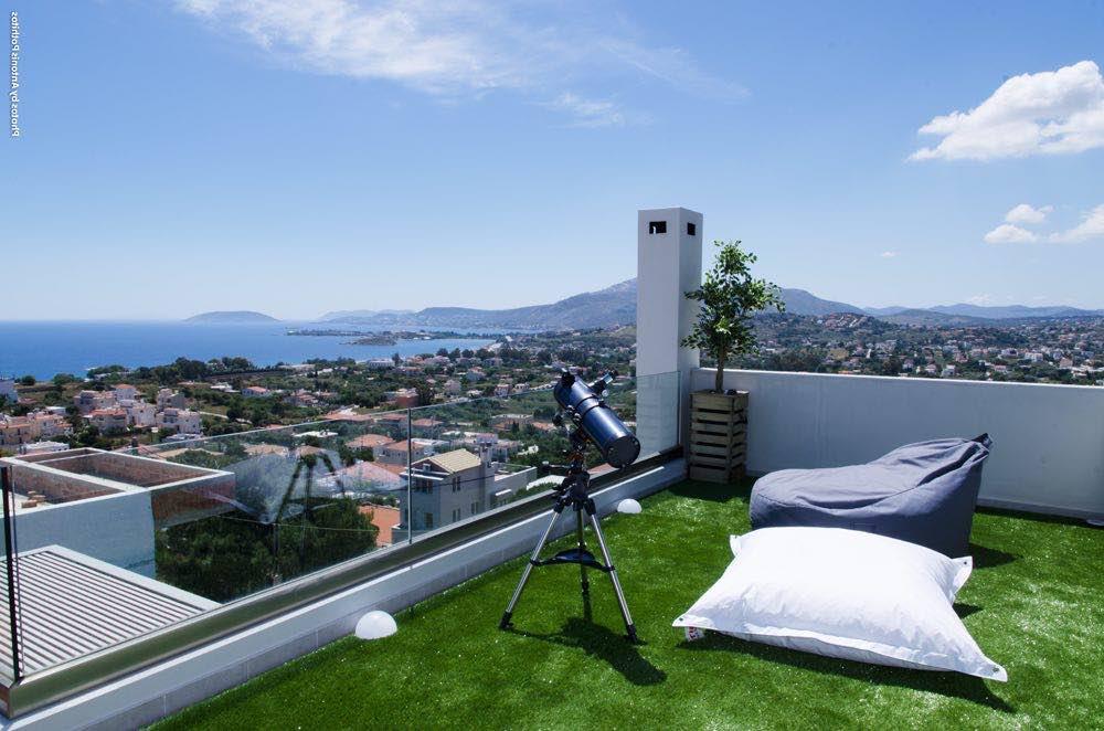 New Superb Villa at Lagonissi