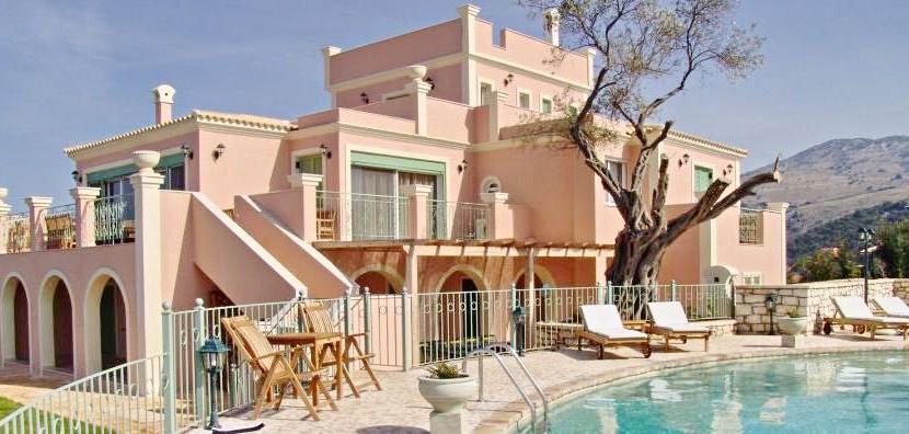 Luxury Villa Corfu Greece For Sale 11