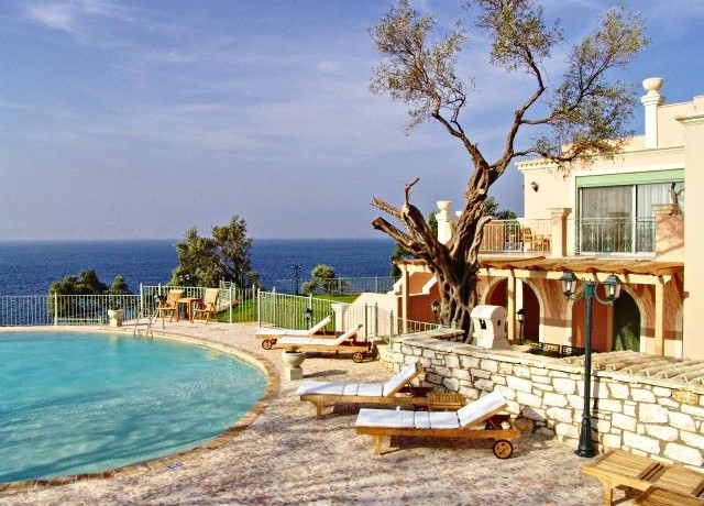 Luxury Villa Corfu Greece For Sale 2
