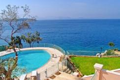 Luxury Seafront Villa Corfu, Top Villas, Real Estate Greece, Property in Greece,