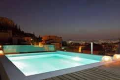 Maisonette With Roof Top Pool 2