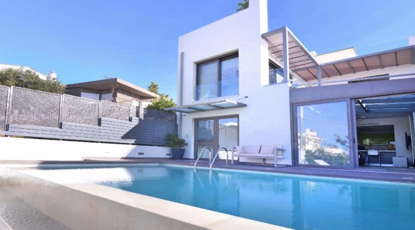 New Beautiful Villa at Lagonissi, Attica 3