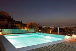 Roof Top Maisonette Center Athens 2