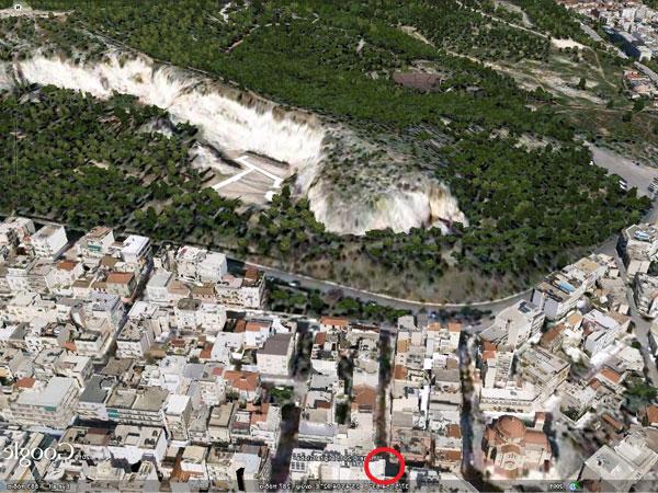 Roof Top Maisonette Center Athens 3
