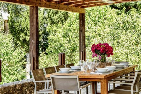 Sea View New Built villa at Kommeno, Corfu 10