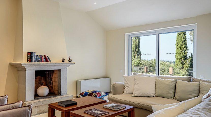Sea View New Built villa at Kommeno, Corfu 12