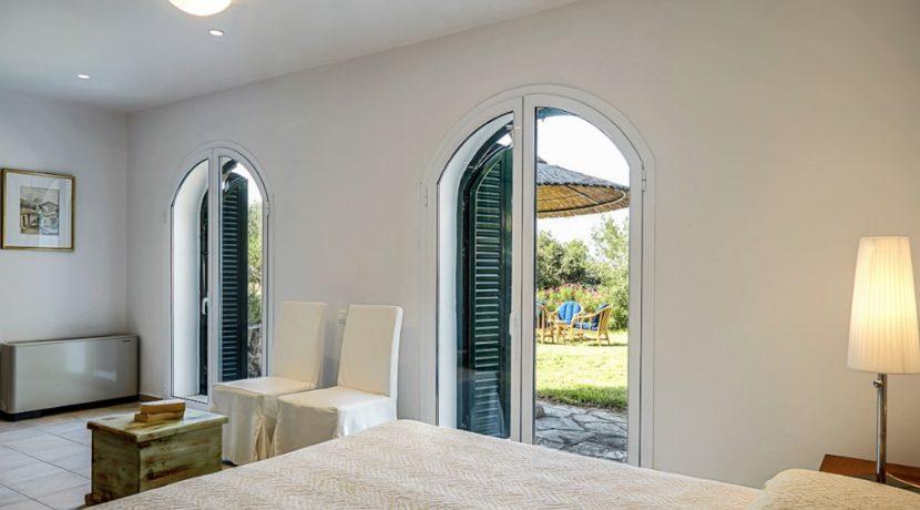 Sea View New Built villa at Kommeno, Corfu 18