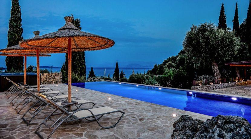 Sea View New Built villa at Kommeno, Corfu 27