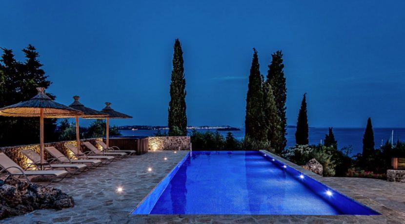 Sea View New Built villa at Kommeno, Corfu 28