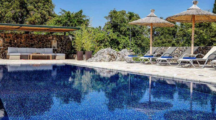 Sea View New Built villa at Kommeno, Corfu 6