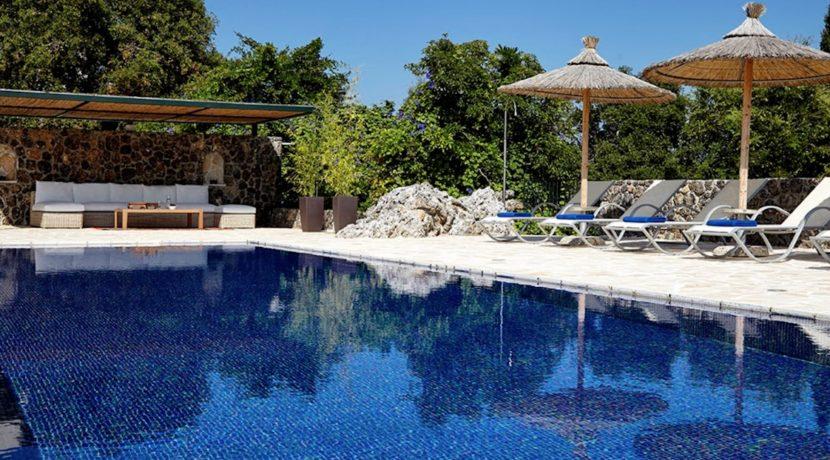 Sea View New Built villa at Kommeno, Corfu 7