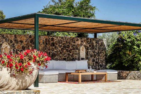 Sea View New Built villa at Kommeno, Corfu 8