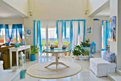 Seafront Villa LAgonisi 36