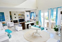 Seafront Villa LAgonisi 8