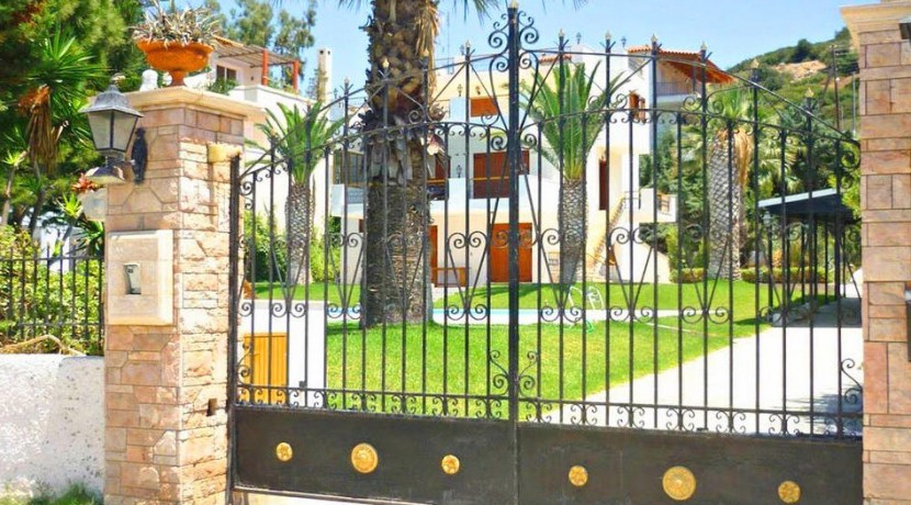 Villa For Sale Lagonisi Attica GREECE 02