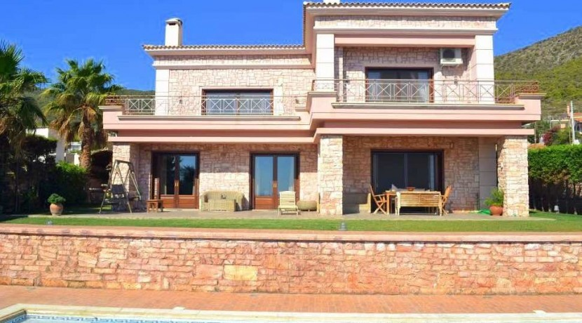 Villa For Sale South Attica 1