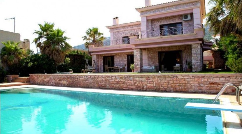 Villa For Sale South Attica 7