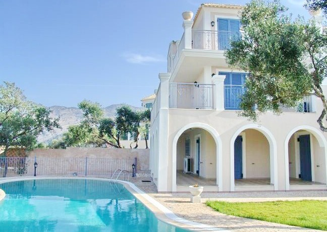 Villa Kassiopi Corfu Greece For Sale 1