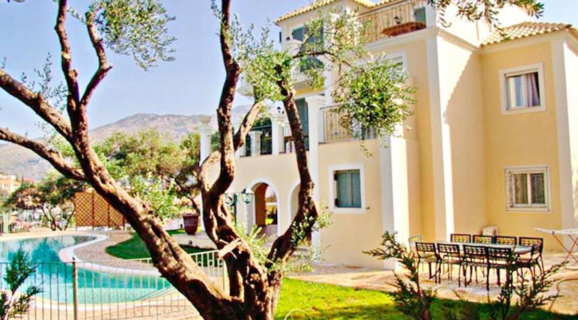 Villa Kassiopi Corfu Greece For Sale 11