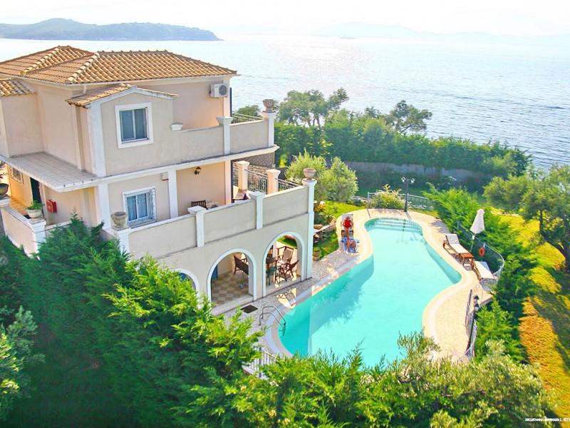 Villa Kassiopi Corfu