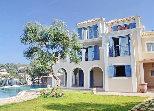 Villa Kassiopi Corfu Greece For Sale 20