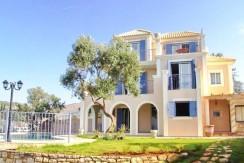 Villa Kassiopi Corfu Greece For Sale 2