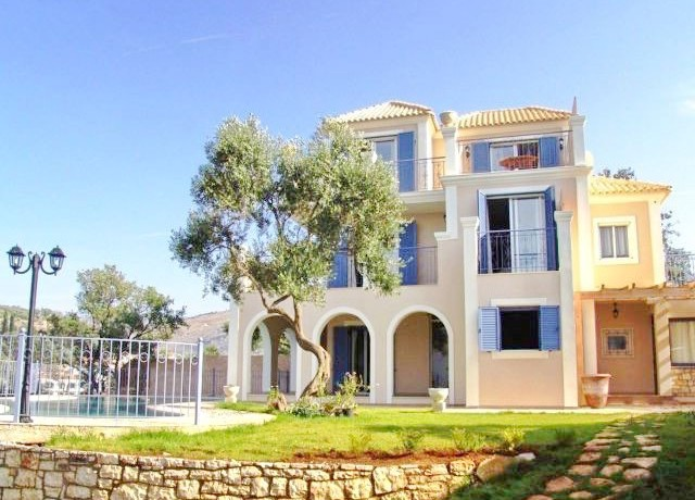 Villa Kassiopi Corfu Greece For Sale 2