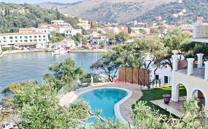 Villa Kassiopi Corfu Greece For Sale 3