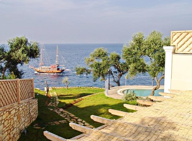 Villa For Sale Corfu Kassiopi