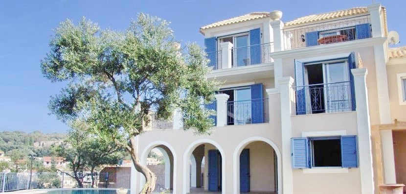 Villa Kassiopi Corfu Greece For Sale 9