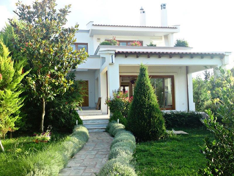 House at North Attica