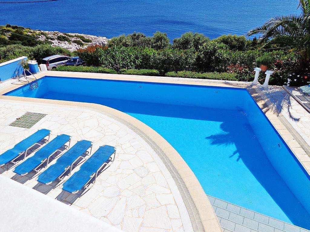 Seafront Villa at Schinias Attica