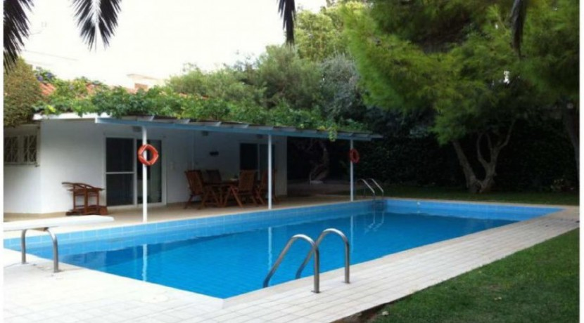 villa by the sea Saronida attica 18