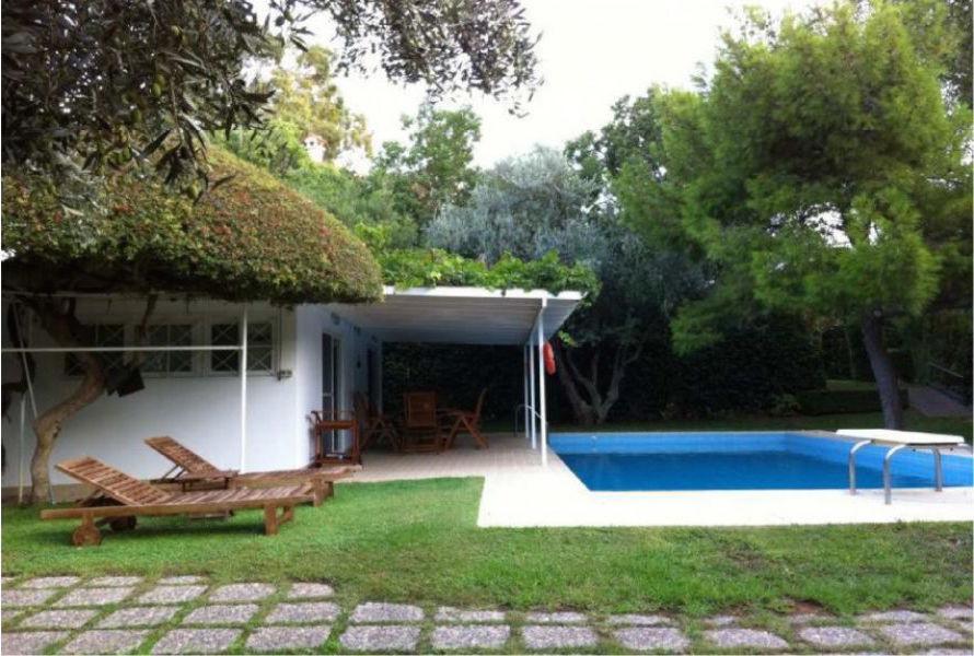 Villa By The Sea Saronida Attica 20 Greek Properties